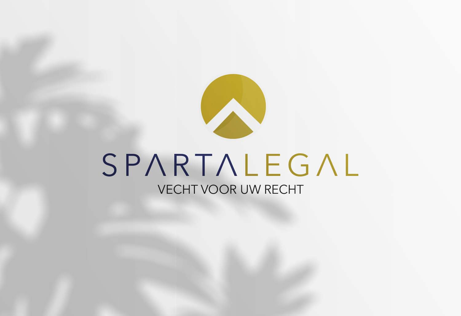 Sparta Legal | Logo ontwerp